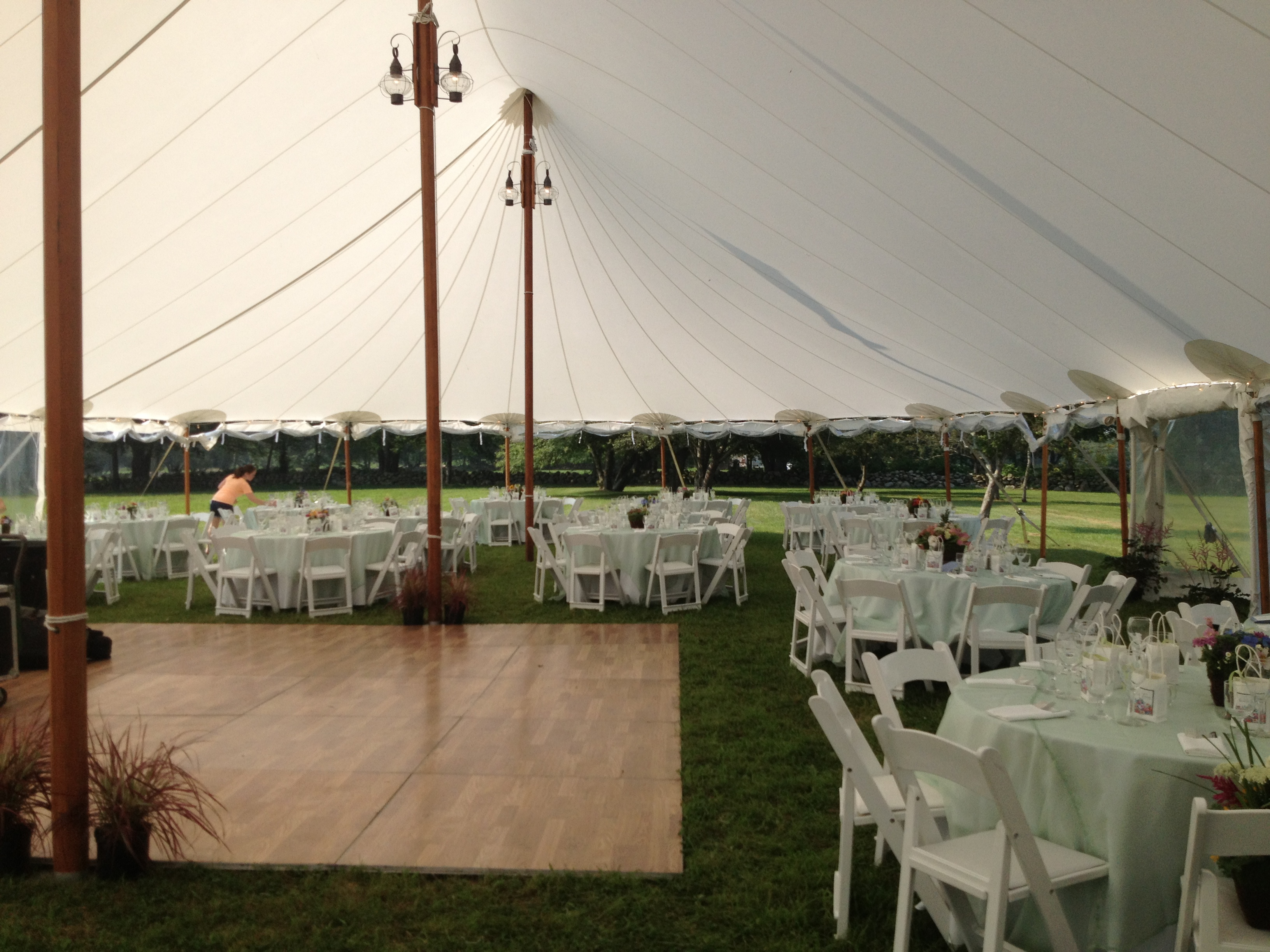 chair cover rentals new haven ct fishing bed argos chase canopy company inc party wedding ma