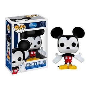Funko Pop van Mickey Mouse uit Disney 01