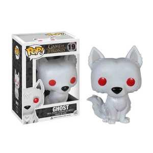 Funko Pop van Ghost uit Game of Thrones 19