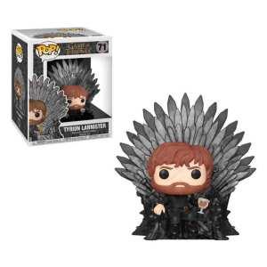 Funko Pop van Tyrion Lannister on Throne uit Game of Thrones 71