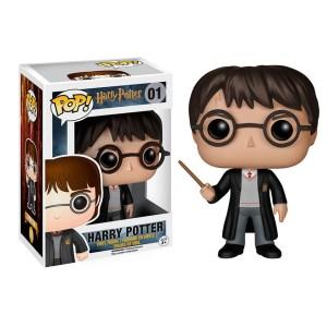 Funko Pop van Harry Potter uit Harry Potter 01
