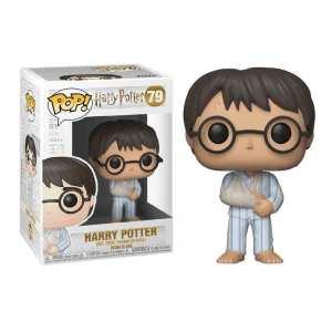 Funko Pop van Harry in Pyjamas uit Harry Potter 79