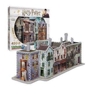 3D Puzzel van Diagon Alley uit Harry Potter