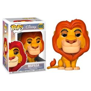 Funko Pop van Mufasa uit The Lion King 495