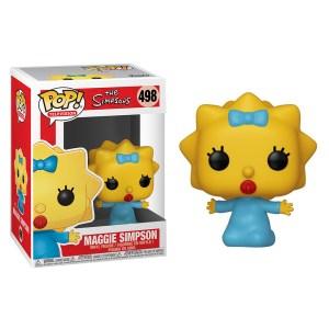 Funko Pop van Maggie Simpsons uit The Simpsons 498