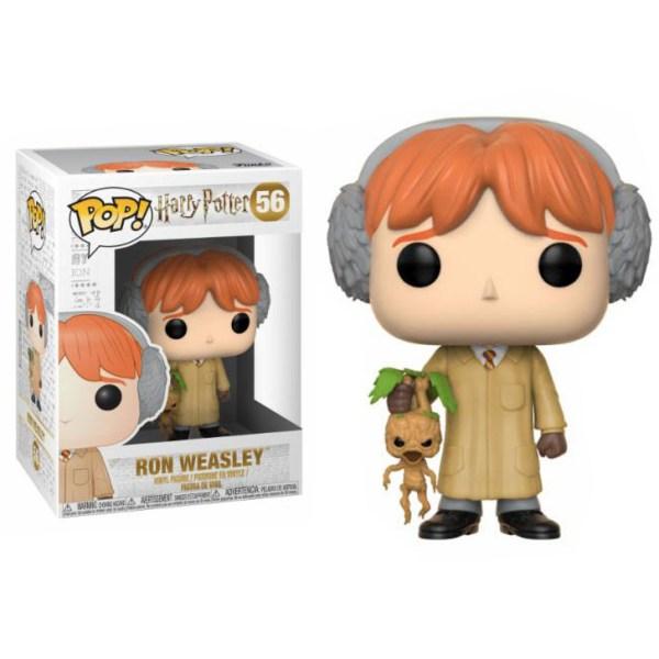 Funko Pop van Ron Weasley (Herbology) uit Harry Potter 56