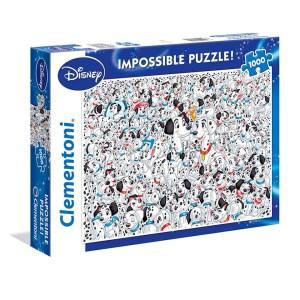Impossible Puzzel van Disney 101 Dalmatians