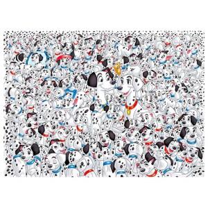 Impossible Puzzel van Disney 101 Dalmatians Foto