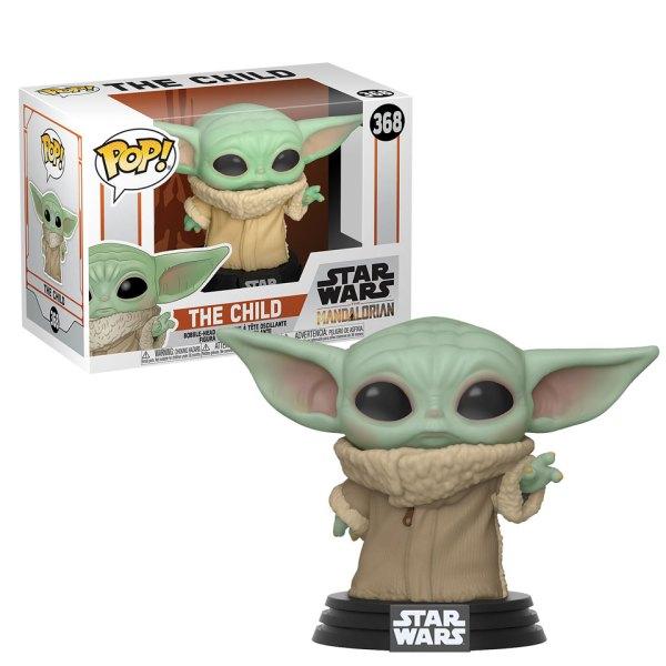 Funko Pop van The Child uit Star Wars 368