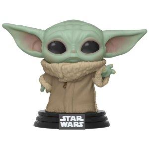 Funko Pop van The Child uit Star Wars 368 Unboxed