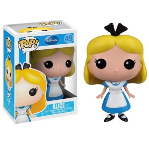 Funko Pop van Alice uit Alice in Wonderland 49
