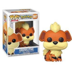 Funko Pop van Growlithe uit Pokemon 597
