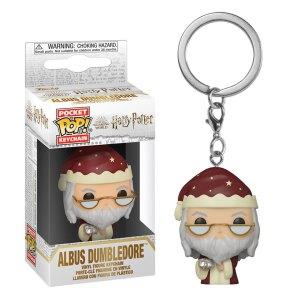 Funko Pocket Pop Keychain van Albus Dumbledore uit Harry Potter