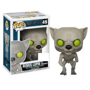 Funko Pop van Remus Lupin as Werewolf uit Harry Potter 49