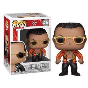 Funko Pop van The Rock uit WWE 46