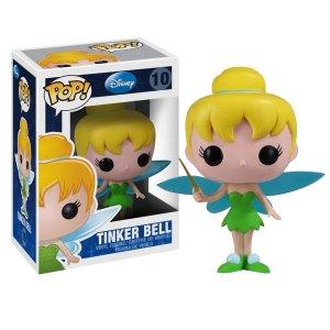 Disney Funko Pop van Tinker Bell uit Peter Pan 10