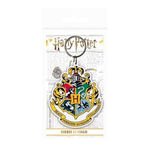 Rubber Keychain van Harry Potter Houses