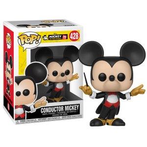 Funko Pop van Conductor Mickey van Disney 428