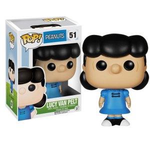 Funko Pop van Lucy van Pelt uit Peanuts 51