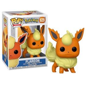 Funko Pop van Flareon uit Pokemon 629