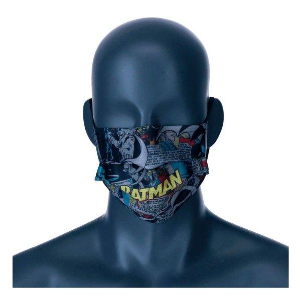 Gezichtsmasker van Batman Comic Facemask on doll