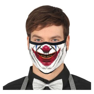 Gezichtsmasker van Clown Facemask
