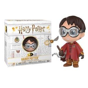 Funko 5 Star Exclusive van Harry Potter (Quidditch)