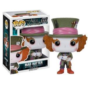 Funko Pop van Mad Hatter uit Alice in Wonderland 177