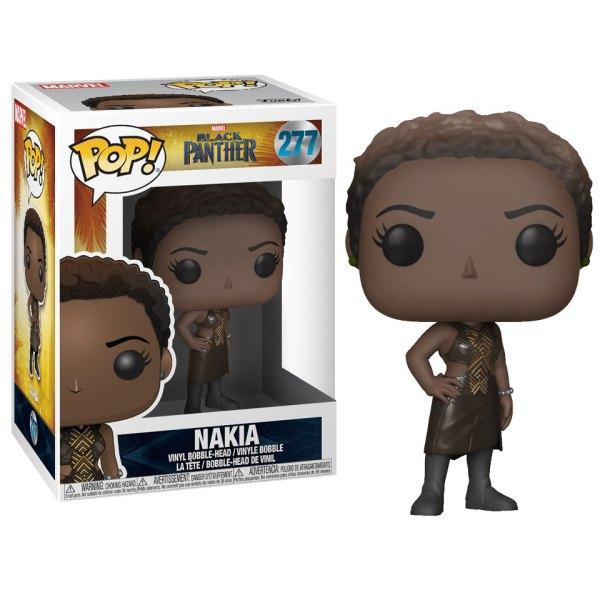 Funko Pop van Nakia uit Black Panther 277