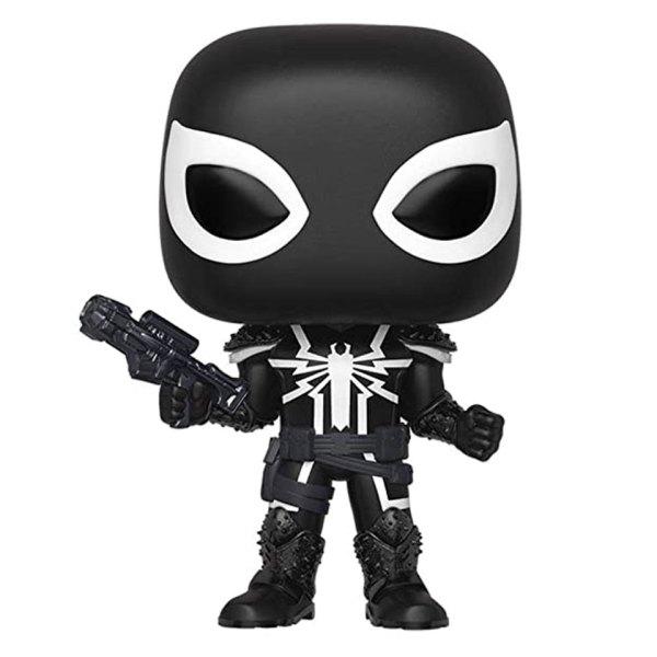Funko Pop van Agent Venom uit Marvel 507 Unboxed
