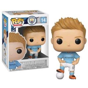 Funko Pop van Kevin De Bruyne uit Manchester City Football 14
