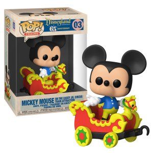 Funko Pop van Mickey Mouse on the Casey Jr. Circus Train Attraction 03