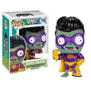 Funko Pop van Super Brainz uit Pants vs Zombie GWZ 79