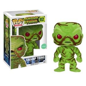 Funko Pop van Swamp Thing (Flocked) (Scented) uit Swamp Thing 82