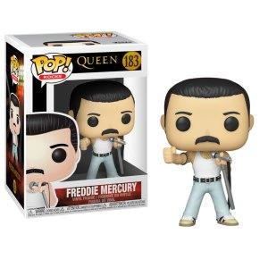 Funko Pop van Freddie Mercury Radio Gaga uit Queen 183