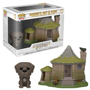 Funko Pop Town van Hagrid's Hut & Fang uit Harry Potter 08