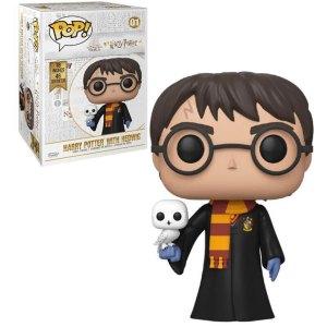 45cm grote Funko Pop van Harry Potter with Hedwig 01