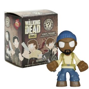 Funko Mystery Mini Series 3 van Tyreese uit The Walking Dead