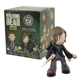Funko Mystery Mini Series 4 van Daryl Dixon uit The Walking Dead