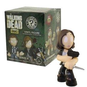 Funko Mystery Mini Series 4 van Tara Chambler uit The Walking Dead
