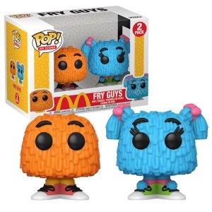 Funko Pop 2-Pack van Fry Guys van McDonald's