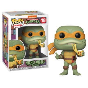 Funko Pop van Michelangelo uit Teenage Mutant Ninja Turtles 18