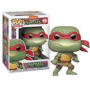 Funko Pop van Raphael uit Teenage Mutant Ninja Turtles 19