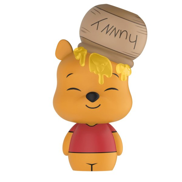 Funko Dorbz van Winnie the pooh with Hunny 449 Unboxed