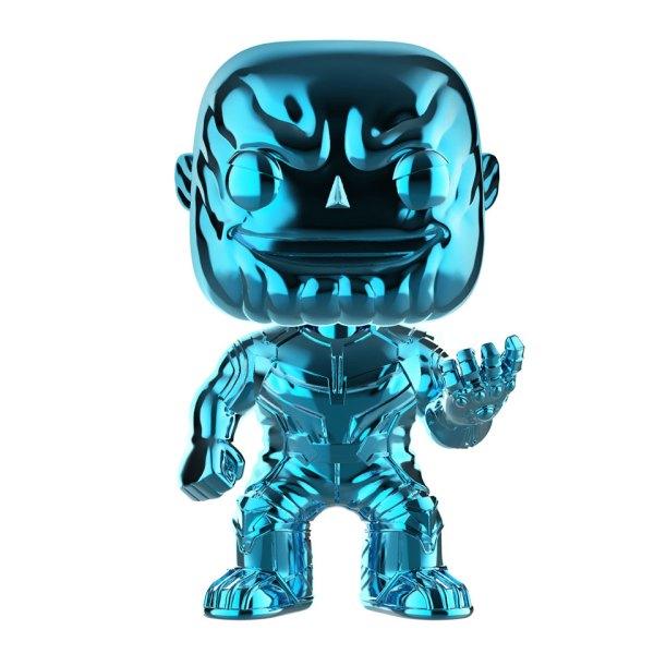 Funko Pop van Thanos (Blue) uit Marvel Avengers 289 Unboxed