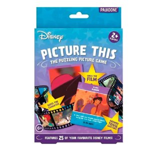 Trivia Picture This van Disney