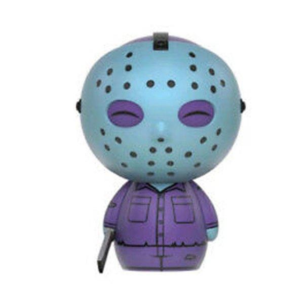 Funko Dorbz van Jason Voorhees (Purple) uit Friday the 13th 57 Unboxed