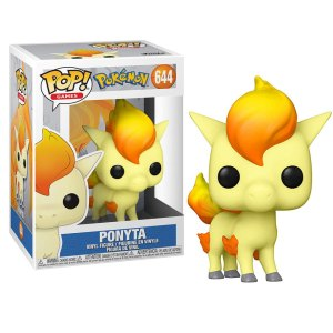Funko Pop van Ponyta uit Pokemon 644