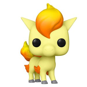 Funko Pop van Ponyta uit Pokemon 644 Unboxed