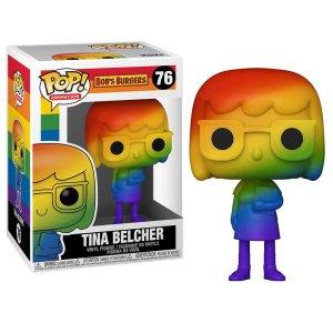Funko Pop van Tina Belcher (Pride) uit Bob's Burgers 76